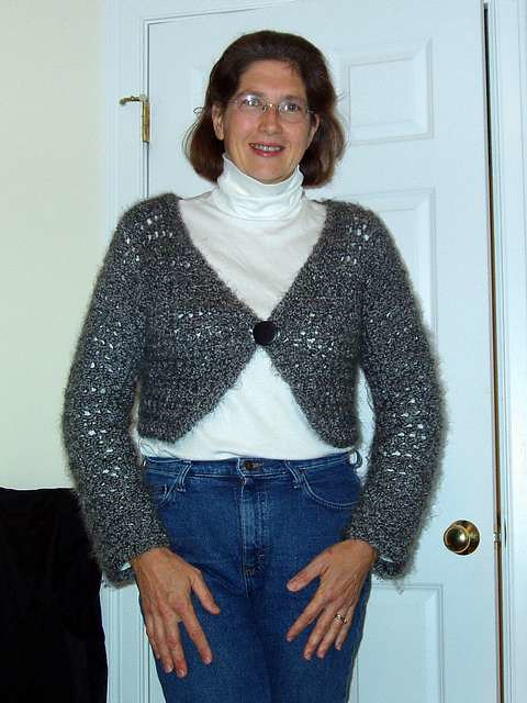 Family Circle Easy Sweaters: 50 Knit and Crochet Projects by