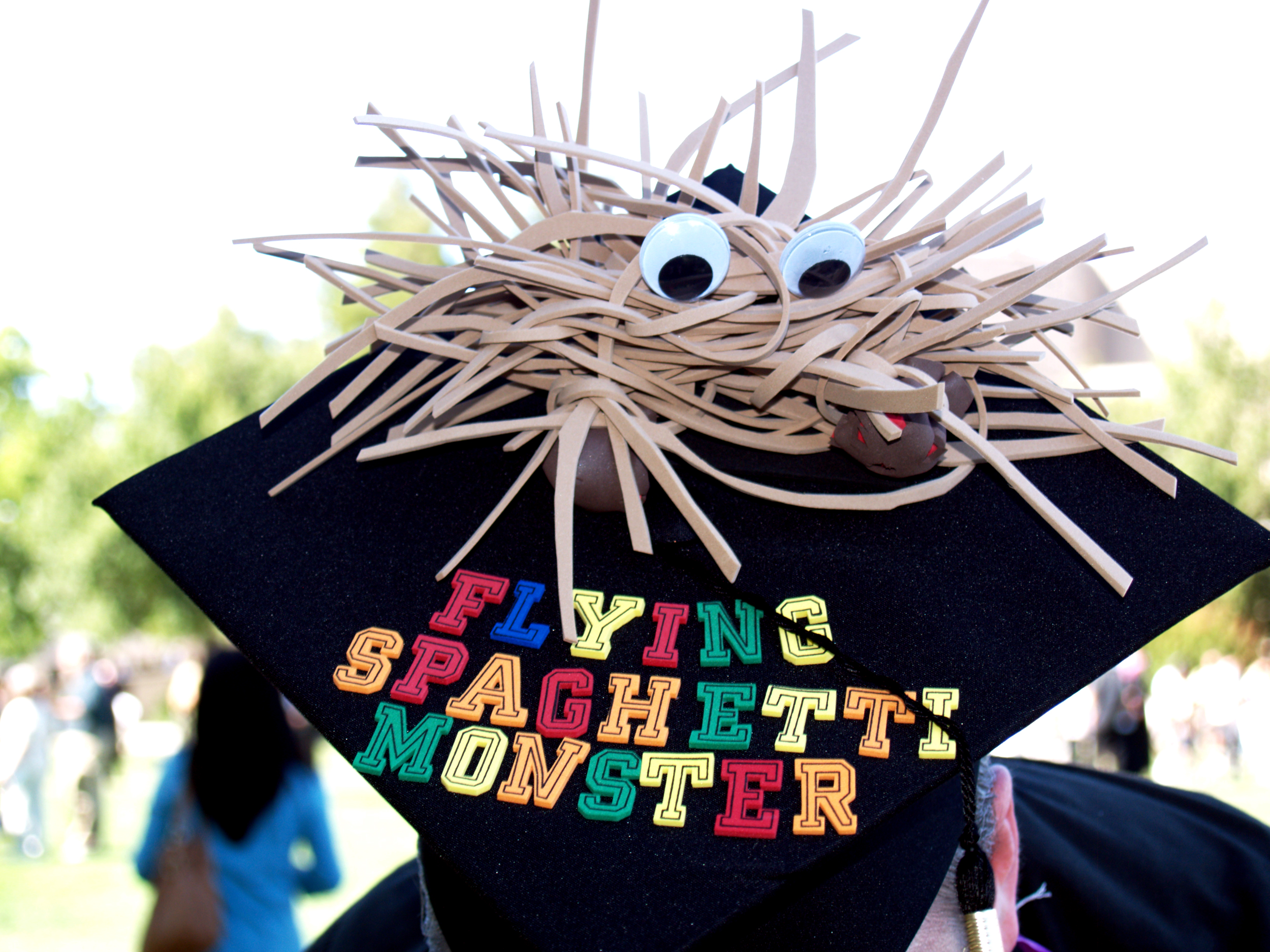 30 Hilarious Graduation Cap Ideas You\'ve Got To See | 22 Words