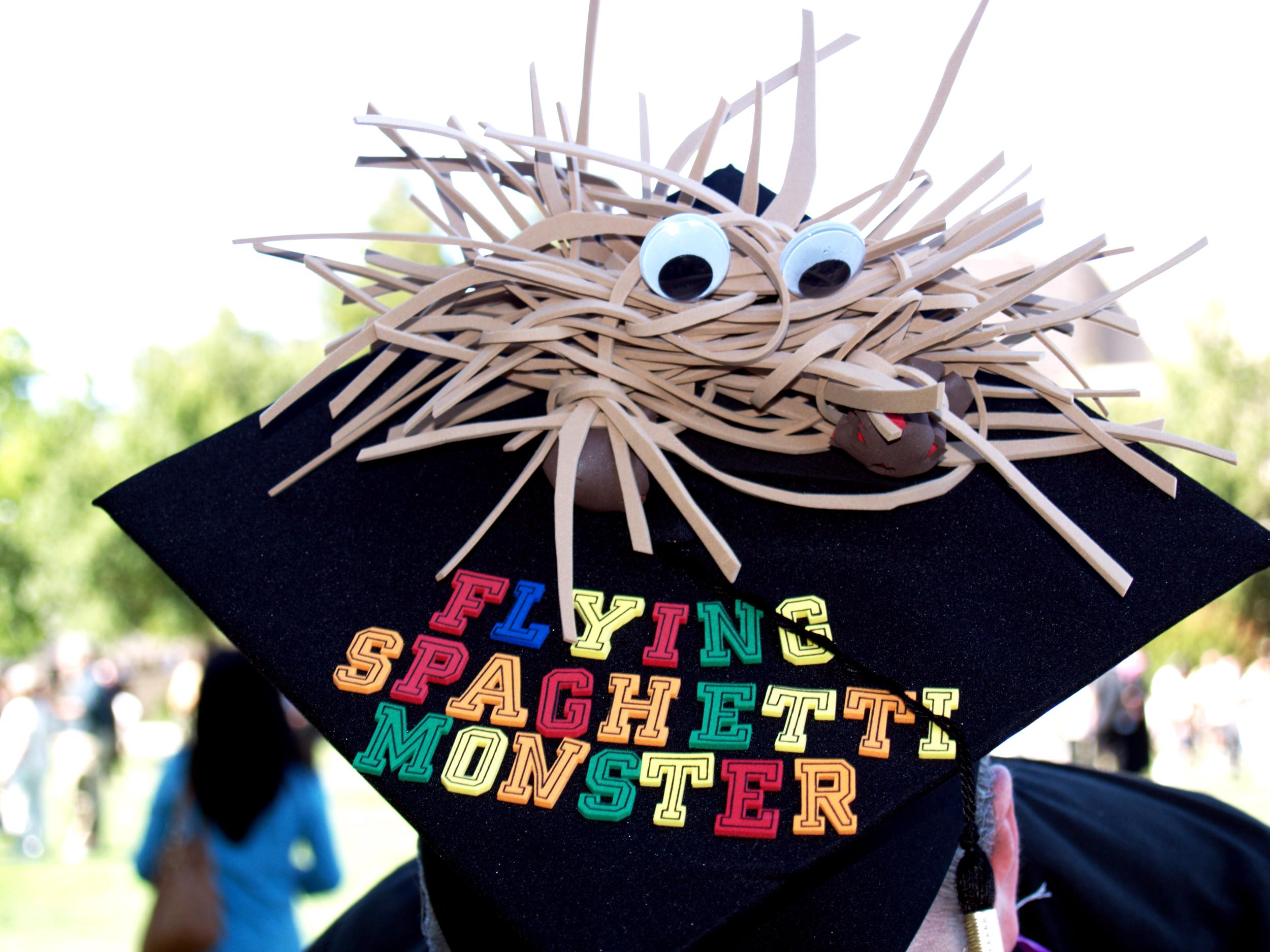 Graduation Cap Design Idea