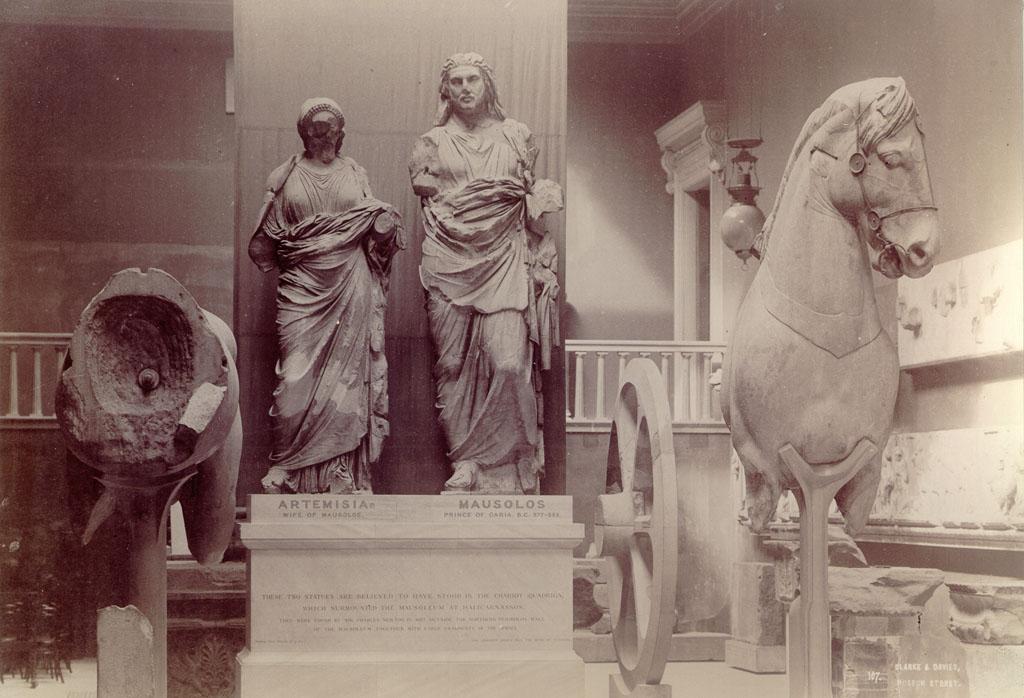 El Mausoleo de Halicarnaso, una de las 7 maravillas del mundo antiguo más desconocido 6