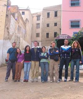 Todos en Fez