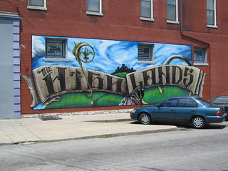 Highlands Mural, Louisville, KY