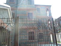 Synagogue, former Jewish ghetto, Shanghai, China.JPG