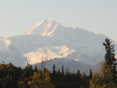Mount McKinley   close up