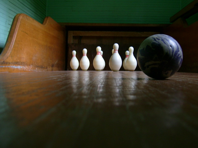 duckpin bowling flickr photo sharing