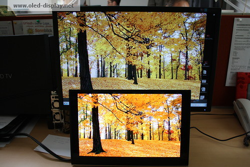 LED-Backlight vs OLED