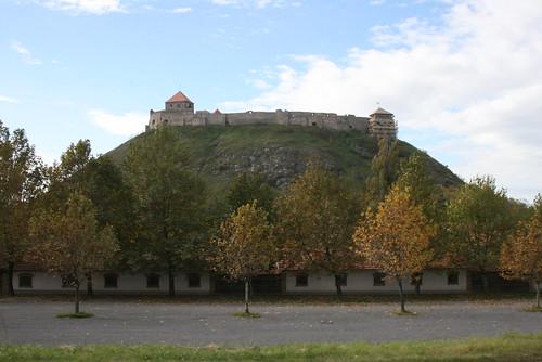 castle fall hungary chateau ungarn burg 2010 vár kirándulás hongrie ősz október hétvége őszi sümeg sümegi