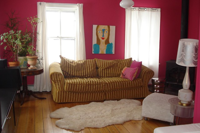 Fuschia Living Room Flickr Photo Sharing