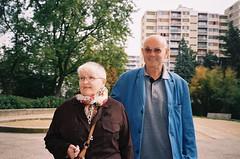 Mamie et Albert