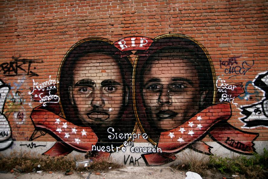Graffiti Carabanchel