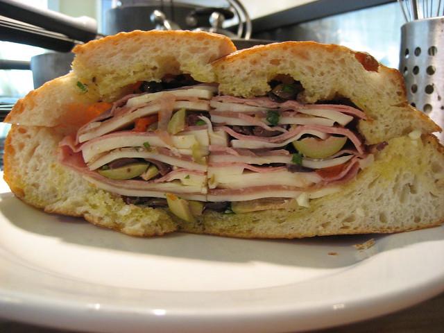 muffaletta sandwich | Flickr - Photo Sharing!