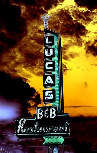 Lucas B&B Restaurant Dallas, Texas