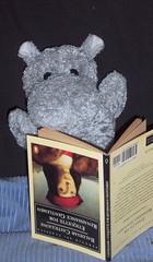 Hippo Enjoys a Book