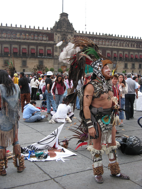 Aztec Warrior Eagle Mask Modern aztec eagle warrior