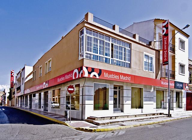 Tienda CIRCULO MUEBLES MUEBLES MADRID San Jose de la ...