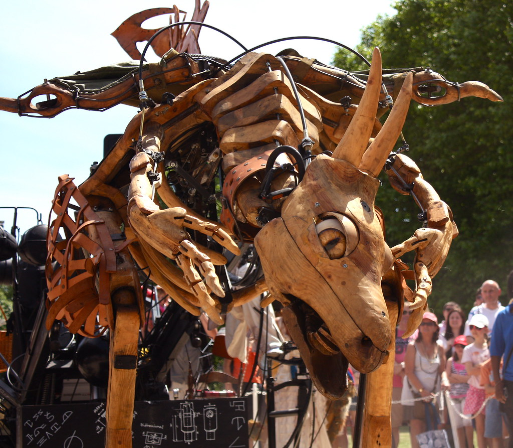 Greenwich and Docklands International Festival GDIF 2010