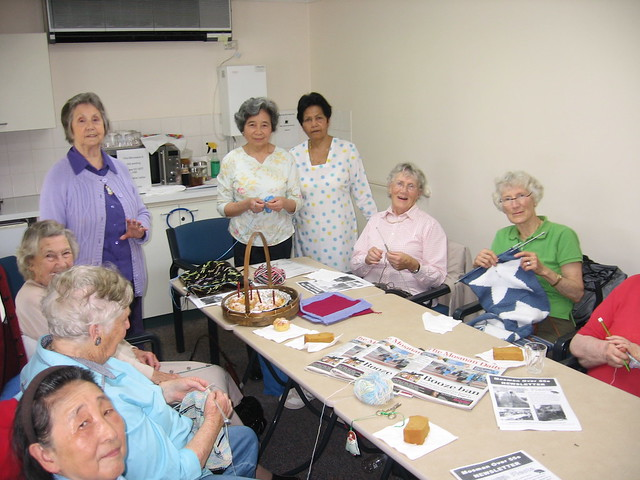Knitting Groups Sydney : Photo