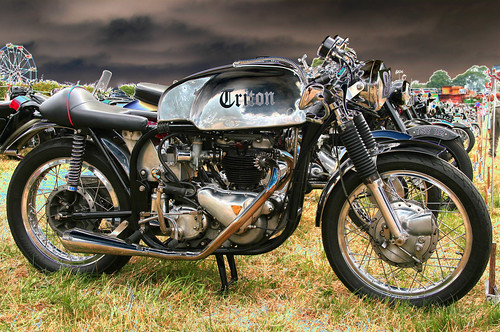 Triton Classic Motorcycle