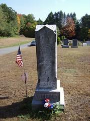 North Cemetery, Amhest Mass.