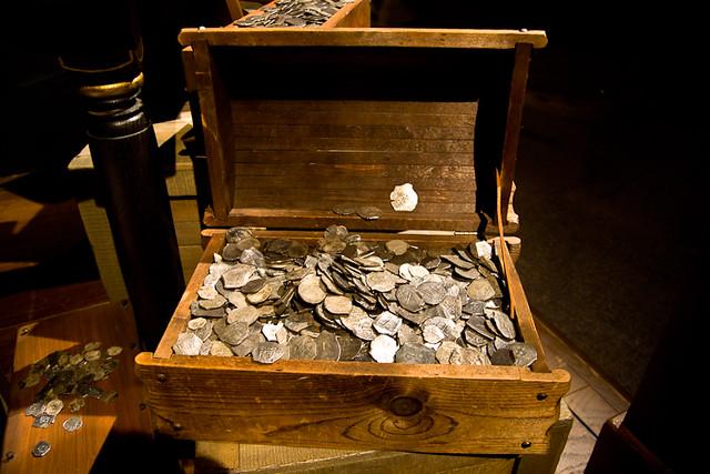 real pirate treasure | Flickr - Photo Sharing!