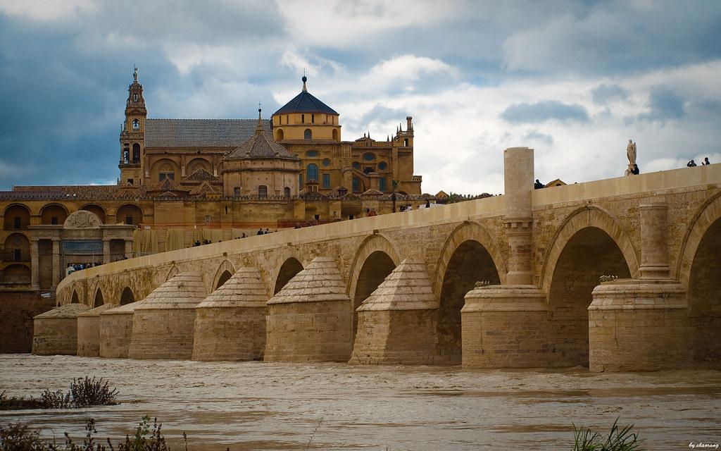 Un paseo por el puente romano de c rdoba - Anticuarios en cordoba ...