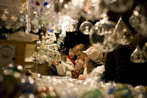 Marché de Noël à Zurich -  photo by Zürich cc on flickr