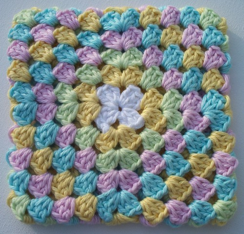 Saltwater taffy Potholder Hot Pad