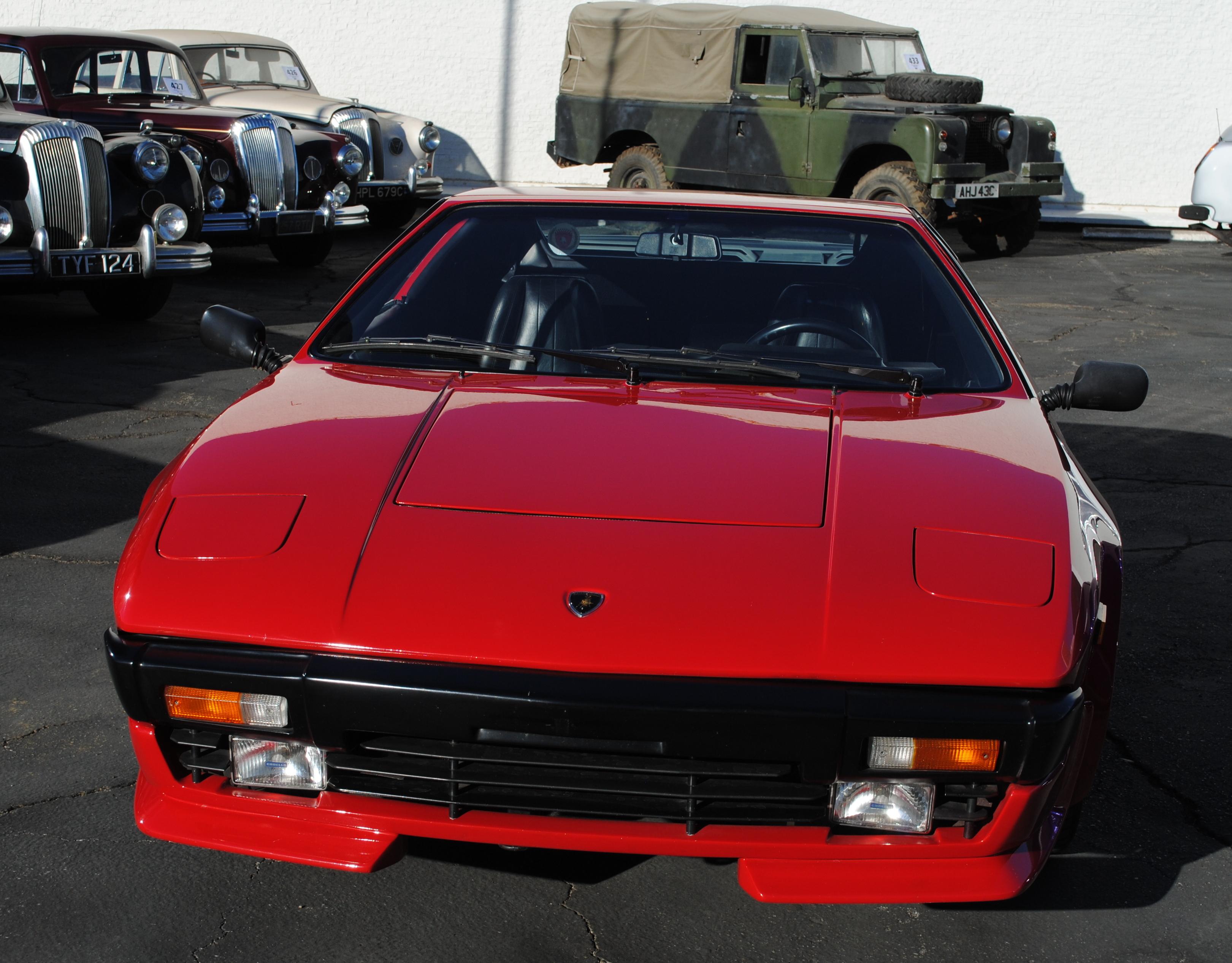 Lamborghini Jalpa Images Pictures And Videos Boldride Com