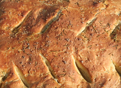 bread, baked goods, food, focaccia, dessert, cuisine,