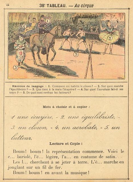 vocab38 cirque