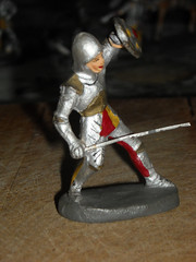 miniature, figurine, action figure, statue,