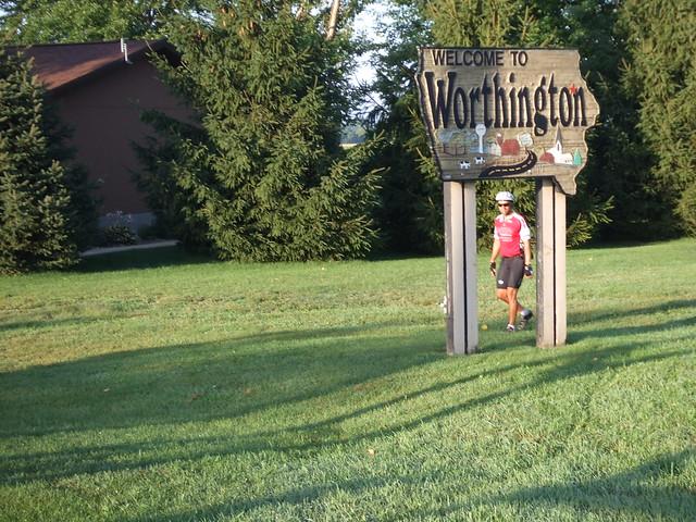 Header of worthington