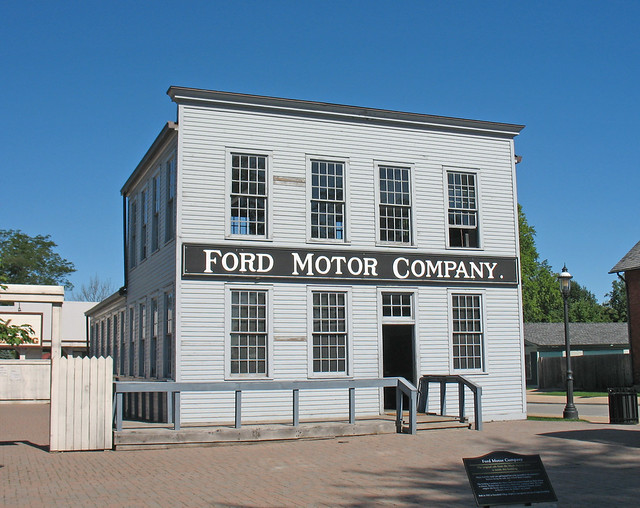 ford motor company assembly line application