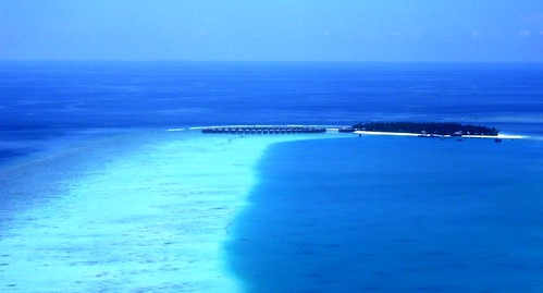 "Maldive from the book ""Le isole lontane"" by Sergio Albeggiani"