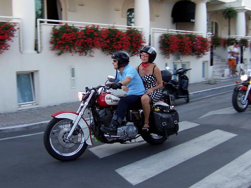 Vintage motorbike #DSCF1021