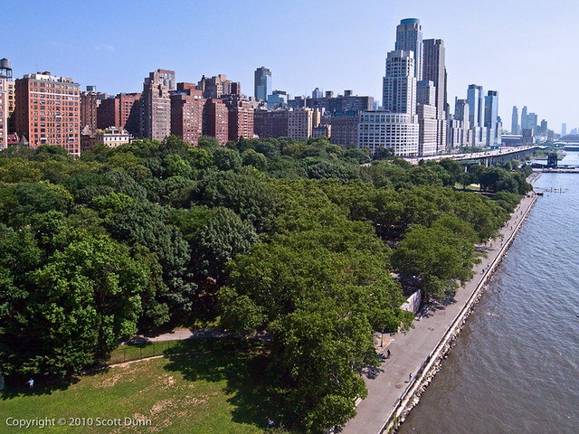 Riverside Park (near 77th)