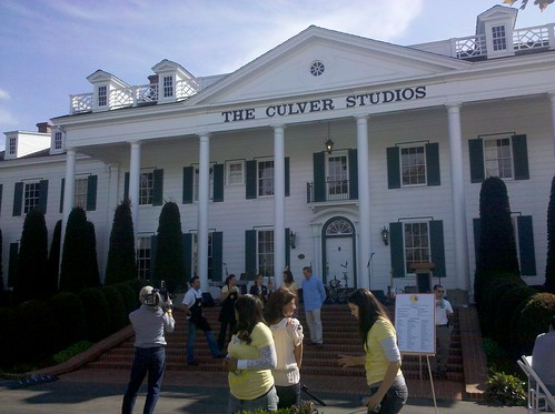 Culver studios backdrop
