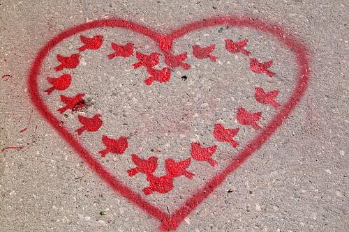 Bird Love by JohnnyBallgame