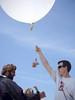 Ballooning near Chandeleur islands by jeferonix