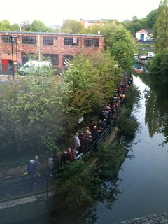 XSITE Ouseburn tours were really popular