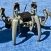 Matt Bunting's Hexapod Robot at Maker Faire 2010 by Thomas Flummer