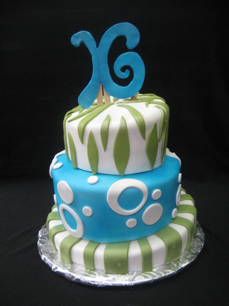 16 birthday cakes boys