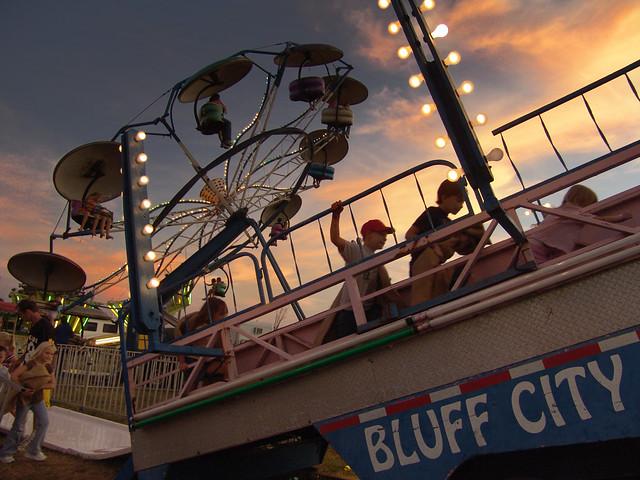 Sunset Slide 8.3.2006