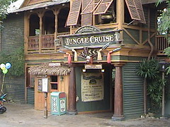 Jungle Cruise Entrance, Adventureland, Disneyland®, Anaheim, California, 2007.01.30 15:58