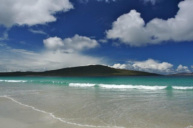 Lustkentyre Beach
