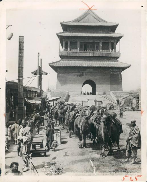 老北京的骆驼队 - 幽燕侠 - 幽 燕 侠 的 博克