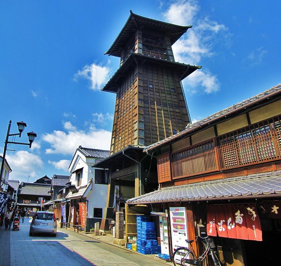 Koedo Kawagoe 小江戸川越