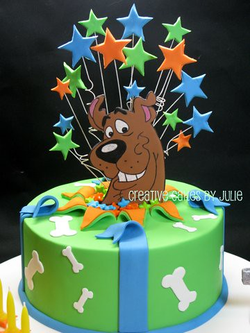 Scooby Doo Cake I guess you could say this isnt in my