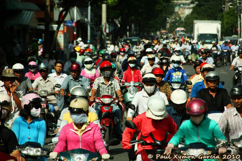 Saigon Chaos
