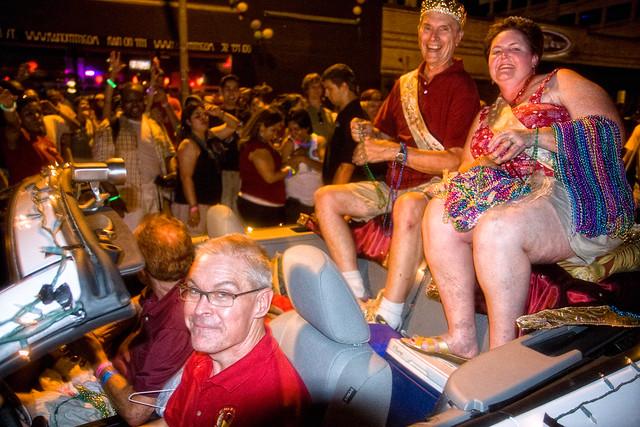 Gay Pride - Respectable Street: As Austin Pride